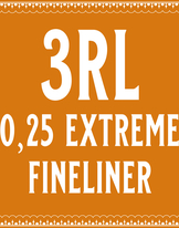 25/3 Extremely Fine Round Liner