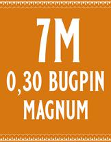 30/7 Bugpin Magnum