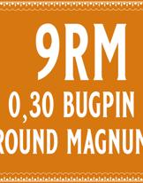 30/9 Bugpin Round Magnum
