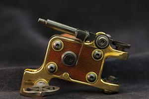 Dan Kubin Side Winder V3S 24k GOLD EDITION