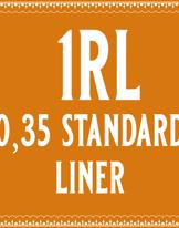35/1 Standard Round Liner