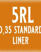 35/5 Standard Round Liner