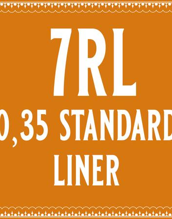 35/7 Standard Round Liner
