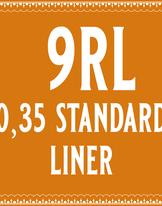 35/9 Standard Round Liner