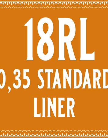35/18 Standard Round Liner