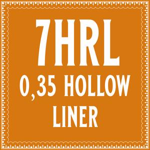 35/7 Hollow Round Liner