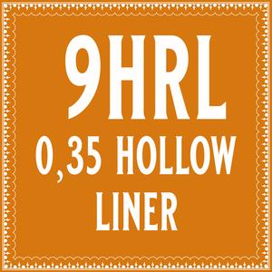 35/9 Hollow Round Liner