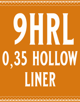 35/9 Hollow Round Liner
