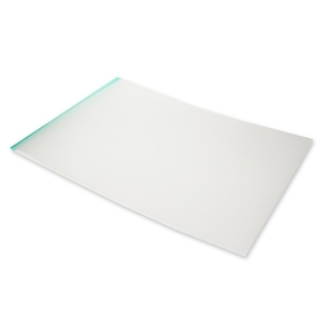 Plastficka för stencilmaskin