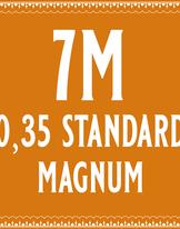 35/7 Standard Magnum