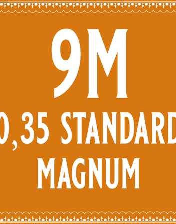 35/9 Standard Magnum