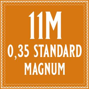 35/11 Standard Magnum
