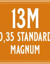 35/13 Standard Magnum