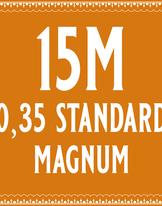 35/15 Standard Magnum