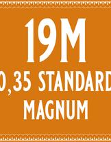 35/19 Standard Magnum