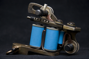 Rollomatic Liner Special Edition Blue