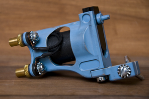 Shagbuilt D20 Blå RCA