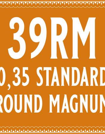 35/39 Standard Round Magnum