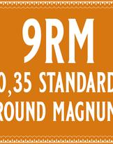 35/9 Standard Round Magnum