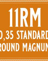 35/11 Standard Round Magnum