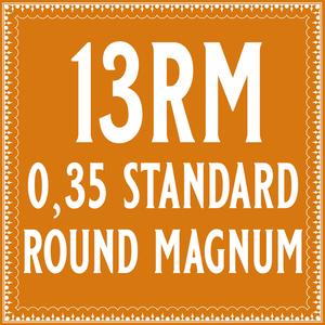 35/13 Standard Round Magnum