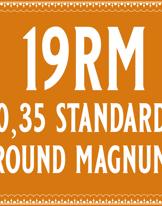 35/19 Standard Round Magnum