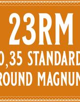 35/23 Standard Round Magnum