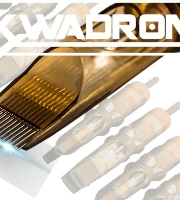 15 Magnum 0,35 Kwadron Cartridges 20pcs