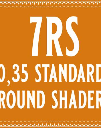 35/7 Round Shader
