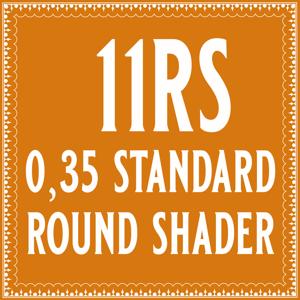 35/11 Round Shader