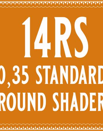 35/14 Round Shader