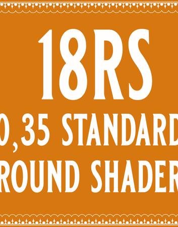 35/18 Round Shader