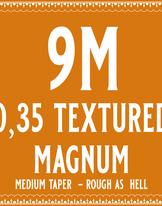 35/9 Rough as hell Magnum