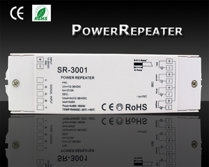 SR-3001 Power Repeater 4-kanaler