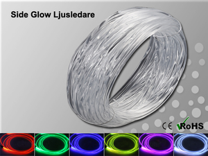 Fibertråd SideGlow 2.0mm