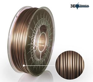 3D Filament PETG Standard Pearl Guld