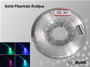 Fibertråd Ändljus 1,5mm