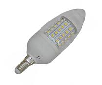 Ledlampa E14 4W Klar Varmvit