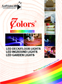DECK/FLOOR, INGROUND & GARDEN LAMPS