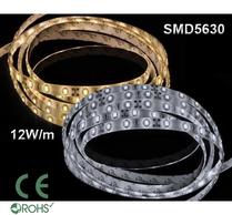 Ledtejp SMD5630 12W/m Varmvit
