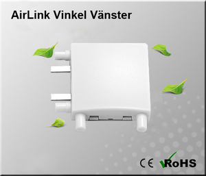 AirLink Vinkelkoppling Vänster