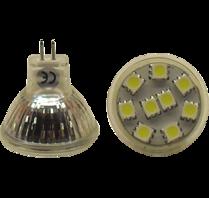 LED Spotlight MR11 GU4,0 SMD5050