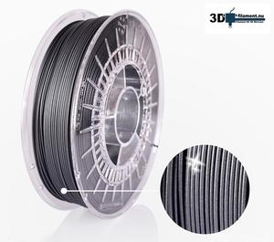 3D Filament PLA Special Colors Glitter Graphite