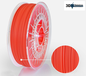 3D Filament PLA Special Colors Neon Orange