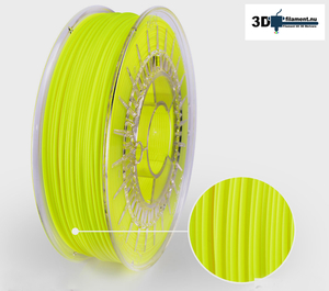 3D Filament PLA Special Colors Neon Yellow