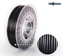 3D Filament PETG Standard  Svart