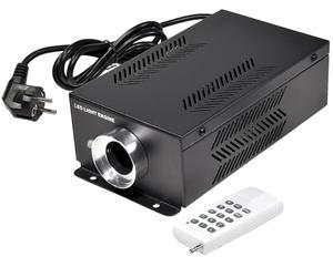 Fiberoptisk Ledprojektor 48W DMX RGBW
