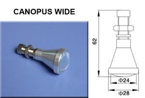Fiberoptisk Armatur Canopus Wide