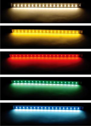 Ledlist 7,2W RGB