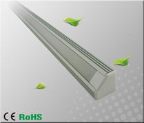 Aluminiumprofil för ledtejp Vinklad